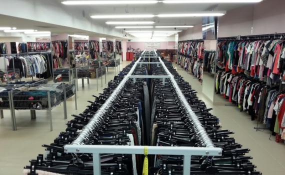 Sieć dyskontów Odzieżowych Tania Odzież