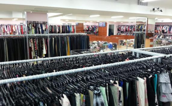 Sieć dyskontów Odzieżowych Tania Odzież - Spodnie Spódnice