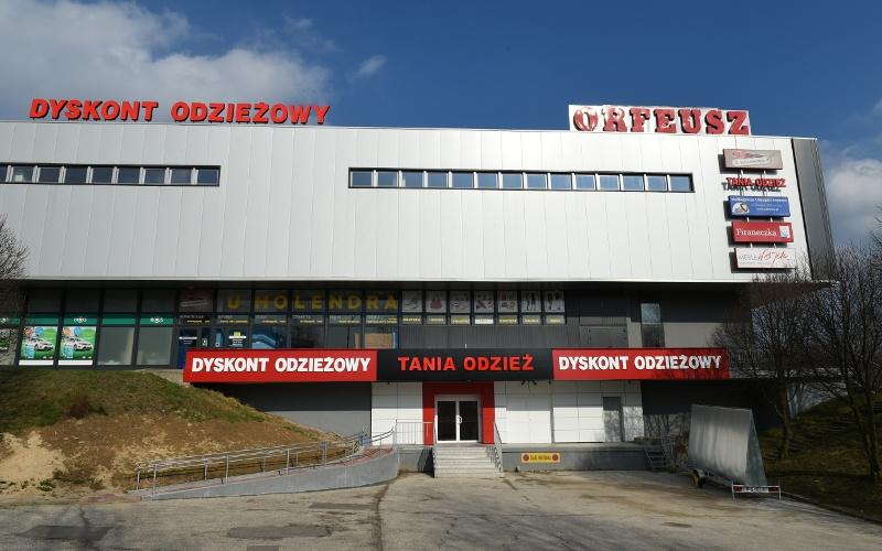 Lublin - Orfeusz - Dyskont Odzieżowy Tania Odzież - ul. Kameralna