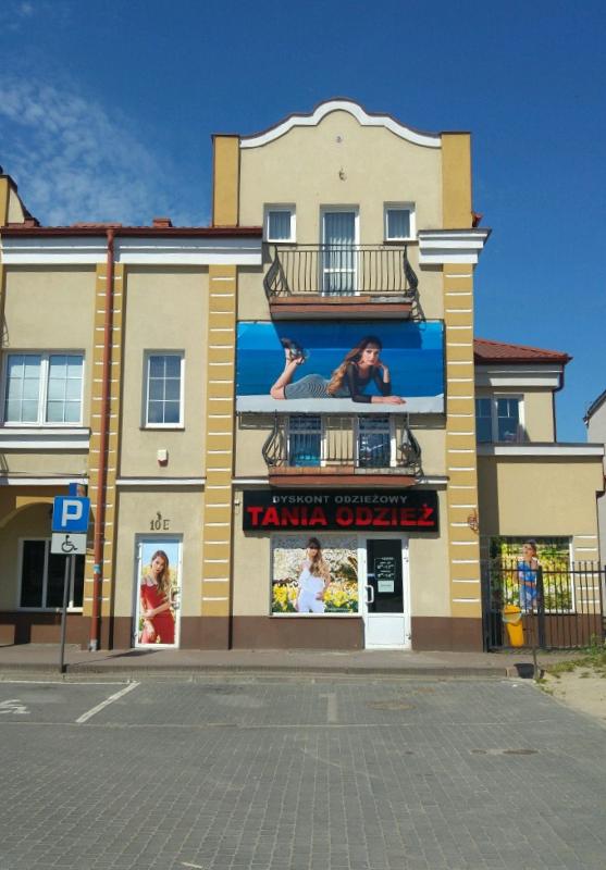 cdd3722f73 Siedlce - Dyskont Odzieżowy Tania Odzież - ul. 3-go maja - DYSKONT ...