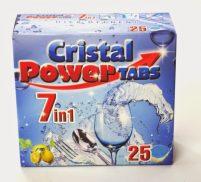 Tania chemia z Niemiec Cristal Power Tabs - dyskont odzieżowy Tania Odzież