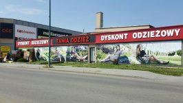 Jasło - Dyskont Odzieżowy Tania Odzież - ul. Jana Pawła II